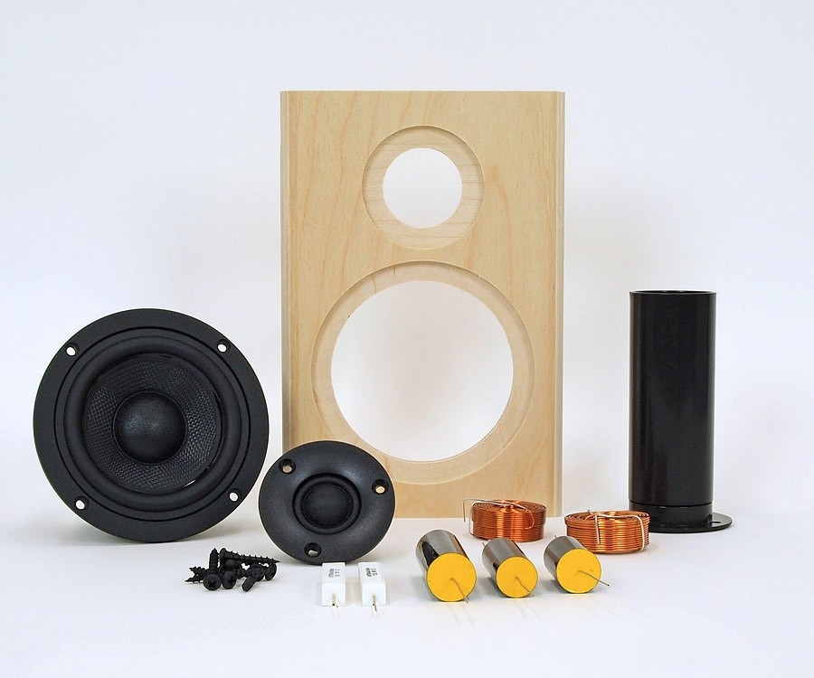 Home Audio DIY Bookshelf Speaker Kits